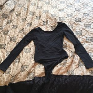 Back H&M size Small long sleeve bodysuit